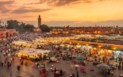 Pasqua a Marrakech