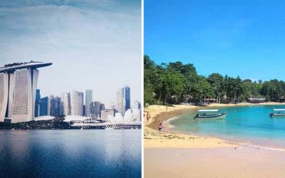 Speciale Viaggio di Nozze – Singapore e Bali